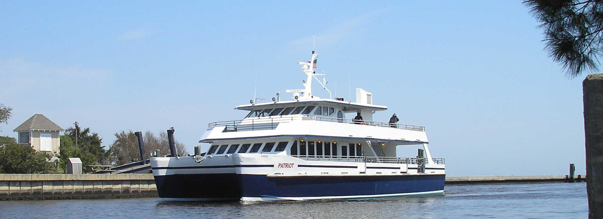 Bald Head Island Ferry Information